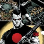 Preview of Bloodshot Reborn #15 – Bloodshot Island, Part 2