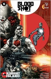 Bloodshot Reborn #15 Cover A - Giorello