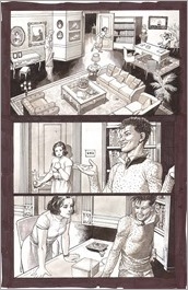 Deadman: Dark Mansion of Forbidden Love #1 First Look Preview 5