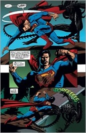 The Dark Horse Comics/DC: Superman TPB Preview 3