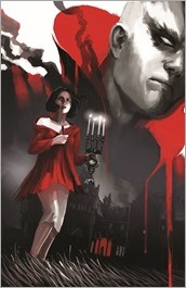 Deadman: Dark Mansion of Forbidden Love #1 Cover
