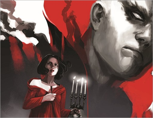 Deadman: Dark Mansion of Forbidden Love #1