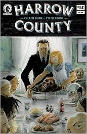 Harrow County #15 Cover