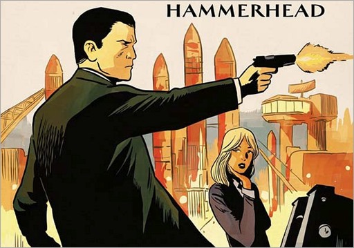 James Bond: Hammerhead #1