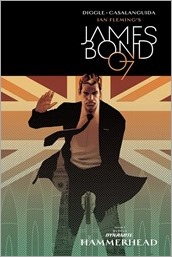 James Bond: Hammerhead #1 Cover C - Salas