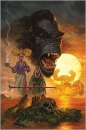 Kong of Skull Island #1 Cover B - Variant