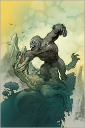 Kong of Skull Island #1 Cover C - Variant