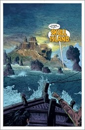 Kong of Skull Island #1 Preview 1