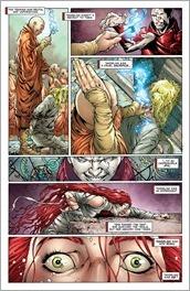 Ninjak #17 Preview 5