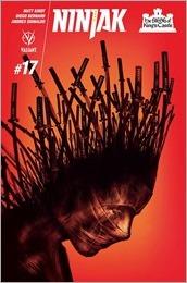 Ninjak #17 Cover B - la Torre