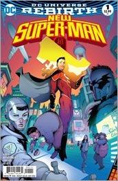 New Super-Man #1 Cover