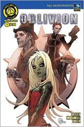Oblivion #1 Cover A - Moranelli & Costa