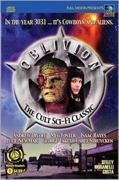 Oblivion #1 Cover E - Poster