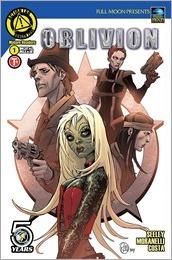 Oblivion #1 Cover