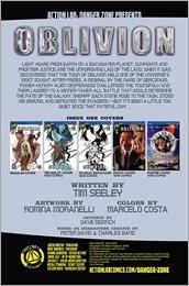 Oblivion #1 Preview 1
