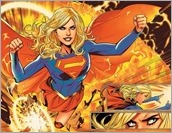 Supergirl: Rebirth #1 First Look Preview 2