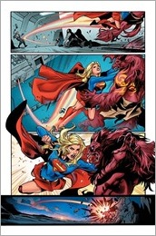Supergirl: Rebirth #1 First Look Preview 3