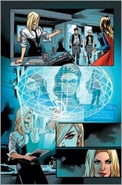 Supergirl: Rebirth #1 First Look Preview 4
