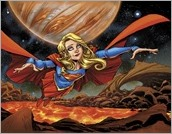 Supergirl #1 First Look Preview 1