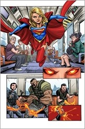 Supergirl #1 First Look Preview 2