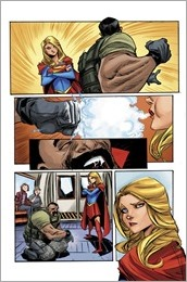 Supergirl #1 First Look Preview 3