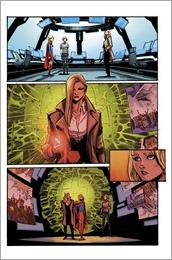 Supergirl #1 First Look Preview 4