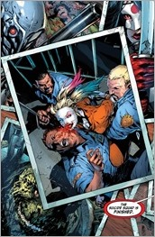 Suicide Squad: Rebirth #1 Preview 1