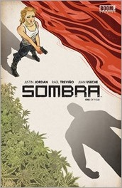 Sombra #1 Cover A