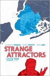 Strange Attractors #2 Cover