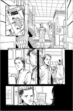 The Lost Boys #1 First Look Preview 1