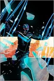 The Vigilante: Southland #1 Cover