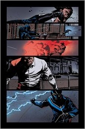 The Vigilante: Southland #1 First Look Preview 1