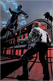The Vigilante: Southland #1 First Look Preview 2