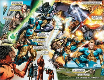 X-O Manowar #50 Preview 3