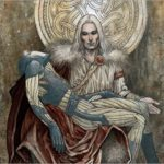 Lettered Preview of X-O Manowar #50 Featuring Colleen Doran Variant Cover