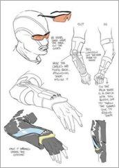 The Vigilante: Southland - gadgets