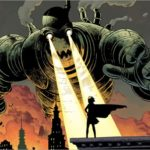 Preview of Black Hammer #2 by Lemire & Ormston