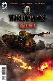World of Tanks #1 Cover