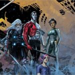 Preview: 4001 A.D. #4 by Kindt & Crain (Valiant)