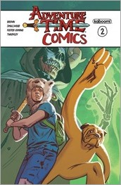 Adventure Time Comics #2 Cover - Smallwood