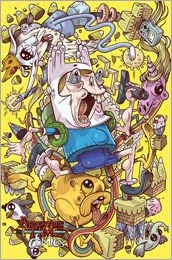 Adventure Time Comics #2 Cover C - Calame Variant