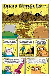 Adventure Time Comics #2 Preview 2