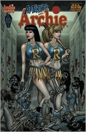 Afterlife With Archie #10 Cover - Balent Variant