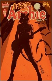 Afterlife With Archie #10 Cover