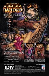 The Adventures of Augusta Wind, Vol. 2: The Last Story #1 Preview 1