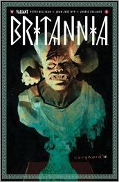 Britannia #1 Cover A - Nord