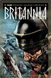 Britannia #1 Cover B - LaRosa