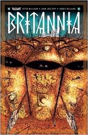 Britannia #1 Cover - Guinaldo Variant