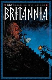 Britannia #1 Cover - Lee Variant
