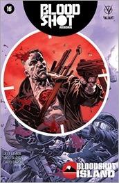 Bloodshot Reborn #16 Cover A - Giorello